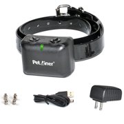 Waterproof Rechargeable Anti No Barking Collar Electric Shock Dog Bark Collar