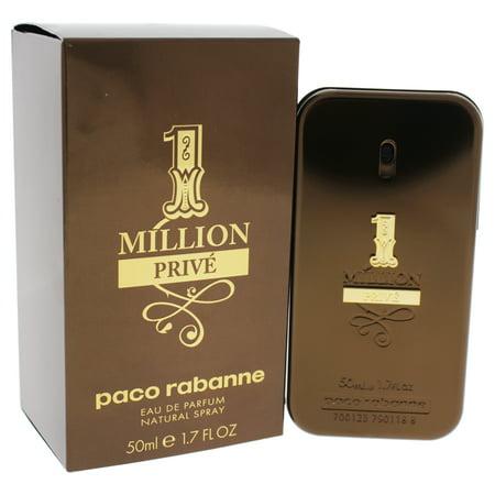 1 Million Prive by Paco Rabanne for Men - 1.7 oz EDP Spray