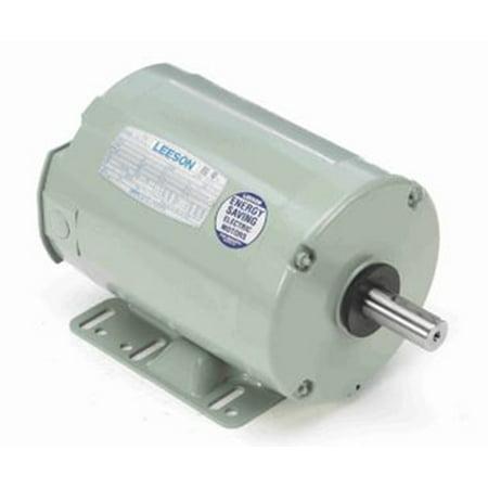 Aeration Fan Motor (1 hp 3450 RPM 56Z 208-230/460V Aeration Fan Motor Leeson #)