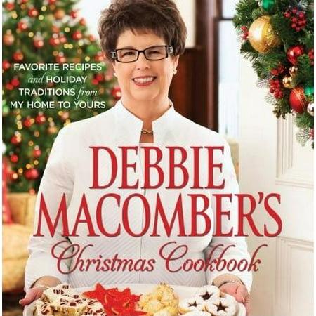Debbie Macomber's Christmas Cookbook (Hardcover) ()