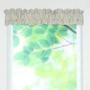 Brite Ideas Living Linen Natural Curtain Valance