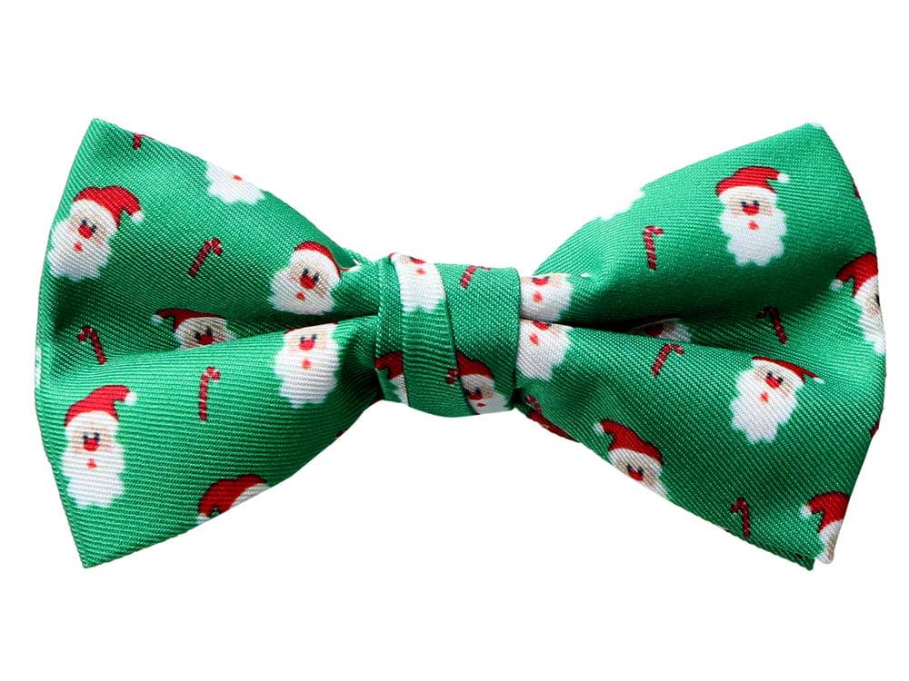 Sage L Spring Notion Boys Linen Blend Bow Tie