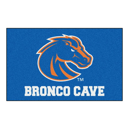 Boise State Man Cave UltiMat 5'x8' Rug ()