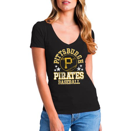MLB Pittsburgh Pirates Women's Short Sleeve Team Color Graphic Tee](Pittsburgh Pirates Tattoos)