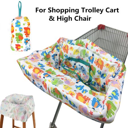 Portable Baby Kids Child Shopping Trolley Cart Seat Pad High Chair Cover Protector Foldable Package Included:1 x Shopping Trolley CoverType 1 Specification:Product Name: shopping trolley coverModel:722886Size: 39x28.5x18.5cm /15.3''x11.2''x7.28''Color: WhitePattern:TreesMaterial: PolyesterSuitable For: Shopping Trolley, High ChairType 2 Specification:Product Name: shopping trolley coverModel: 677839Size: 65x17x23cmColor: GrayPattern: StripeMaterial: PolyesterSuitable For: Shopping Troller, High ChairType 3 Specification:Product Name: shopping Trolley cover shopping cart coverModel:919542Color:multicolorMaterial: PolyesterInstallation size:50x40x22cm/19.6x15.7x8.66Suitable For: shopping troller, high chairNote:-Please allow a little differs due to manual measurement.