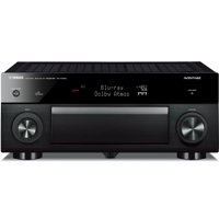 Yamaha AVENTAGE 9.2-ch (11.2-ch. processing) 4K Ultra HD AV Receiver with HDR, Dolby Vision, Dolby Atmos, Wi-Fi, Phono, YPAO and MusicCast. Works with Alexa - RX-A3080