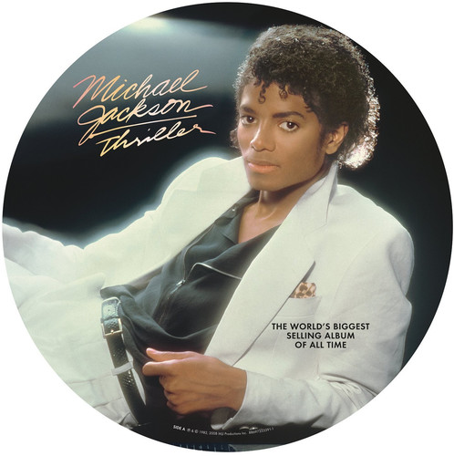 Michael Jackson - Thriller: 25th Anniversary Edition (Vinyl)