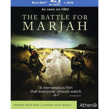 Image of The Battle for Marjah (Blu-ray)