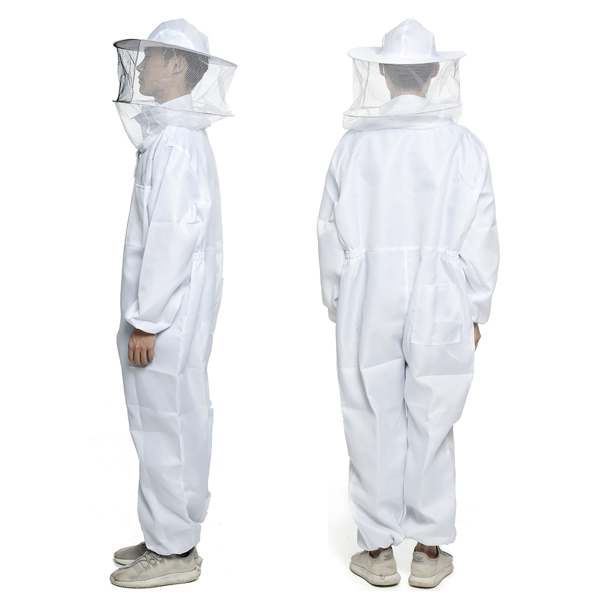 Eco-Keeper Premium Professional Beekeeping Suit 3XLarge Size Vented Bee Suit