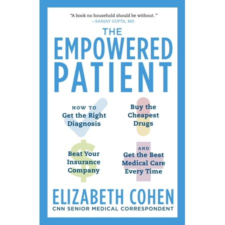 The Empowered Patient : How to Get the Right Diagnosis, Buy the Cheapest Drugs, Beat Your Insurance Company, and Get the Best Medical Care Every