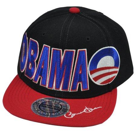 President Barack Obama 2012 Yes We Can 4 More Years Democrat Snapback Hat Cap