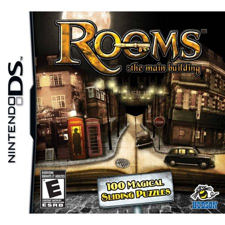 Image of Rooms: The Main Building - Nintendo DS