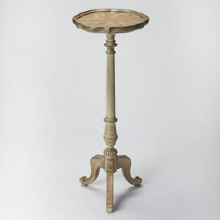 Butler Chatsworth Driftwood Pedestal Plant Stand ()
