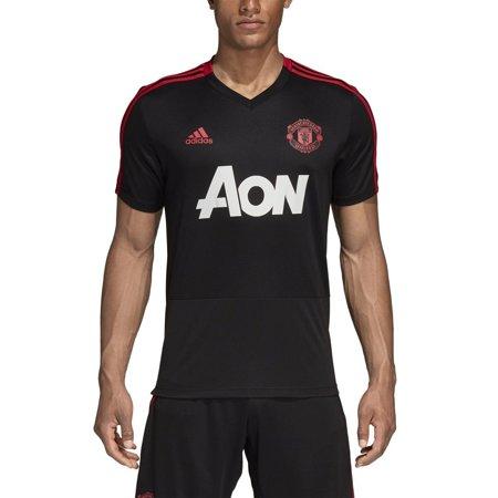 Manchester United Training Jersey (adidas Men's Manchester United Soccer Training Jersey |)