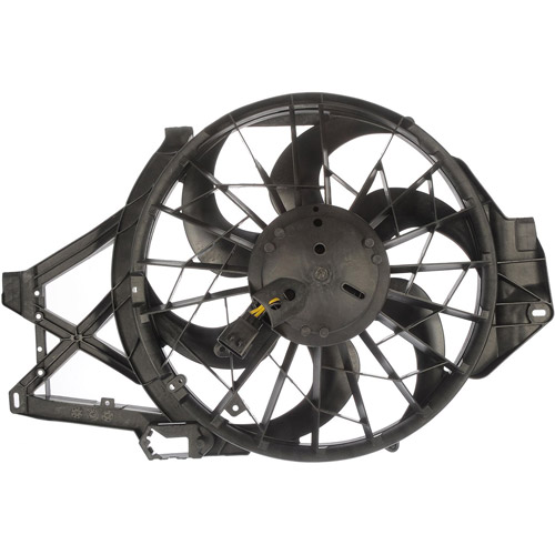 Dorman 620-138 Radiator Fan Assembly, Left