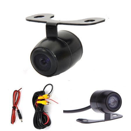 Front Cmos Camera - CMOS Mini Color 12V 170°Reverse Car Rear Front View Camera Night Vision