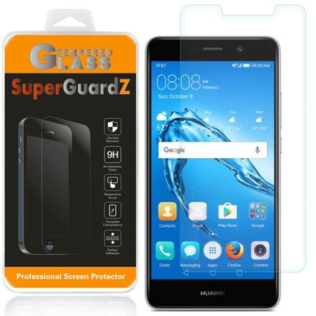 For HUAWEI Ascend XT2 / HUAWEI Ascend XT2 [2nd Generation]  - SuperGuardZ Tempered Glass Screen Protector, 9H, Anti-Scratch, Anti-Bubble, - 2nd Generation