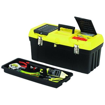 Stanley Cabinet Slides (STANLEY BLACK & DECKER STY019151MY Stanley 019151M 19-inch Series 2000 Tool Box with Tray )