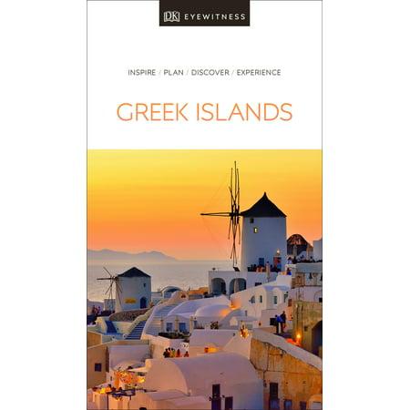 Dk eyewitness travel guide the greek islands: