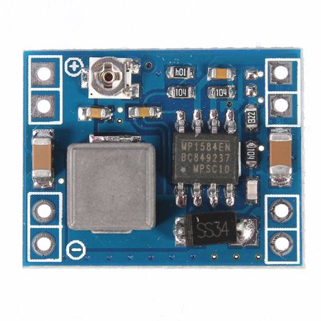 Mini DC-DC Electrical &amp Converter Step Down Module Adjustable Power Supply Output 0.8-20V