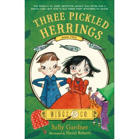 Three Pickled Herrings : Book Two (Best Pickled Herring Recipe)
