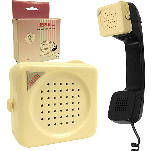 As Seen on TV Telepal Mini Telephone Amplifier