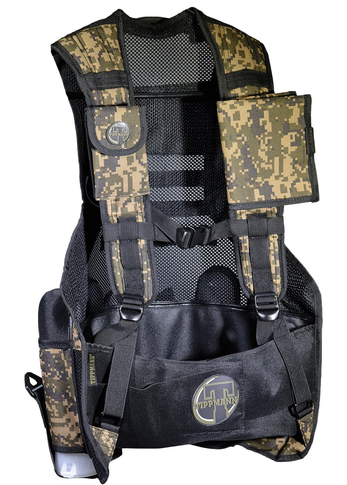 Tippmann Paintball Tactical Sport Vest Camo by Tippmann