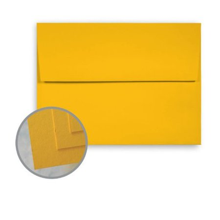 a7 envelopes gold 5 1 4 x 7 1 4 for 5x7 cards pack of 25