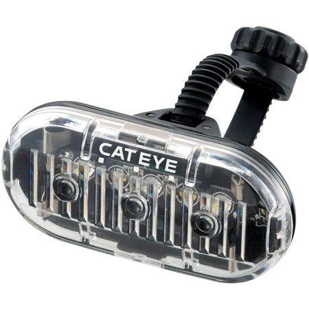 CatEye LED Omni 3 Headlight TL LD135 F: Black