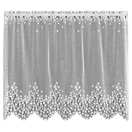 Heritage Lace Blossom Tier Curtain