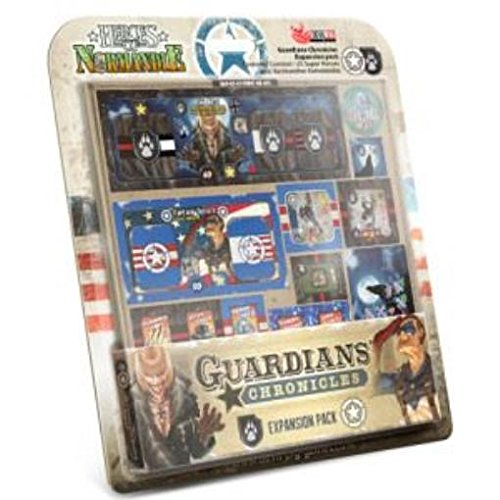 IELLO Heroes Of Normandie-Guardians Chronicles Expansion Board Game