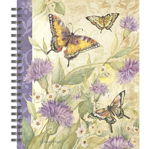 Lang Morning Has Broken Spiral Bound Sketchbook