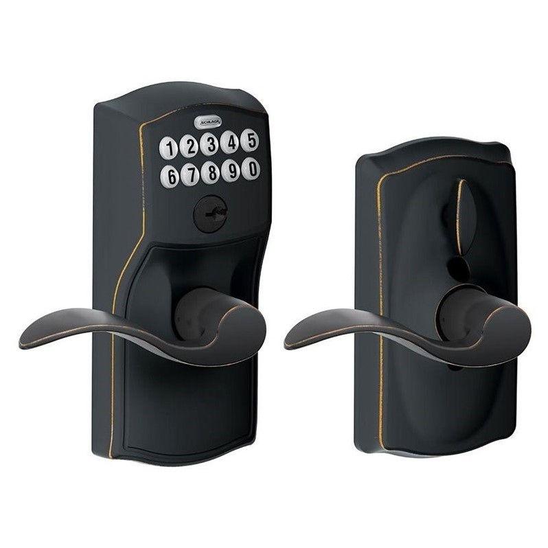 Fresh Front Door Keyless Entry Locks