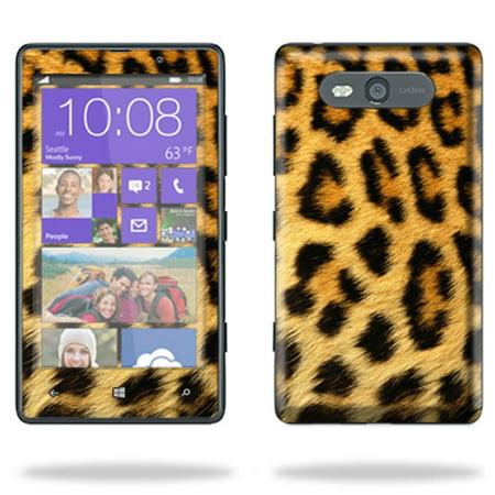 Skin Decal Wrap For Nokia Lumia 820 Cell Phone Sticker Cheetah