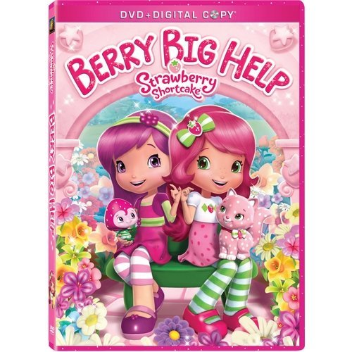 Strawberry Shortcake: Berry Big Help (DVD + Digital Copy) (With INSTAWATCH) (Widescreen)