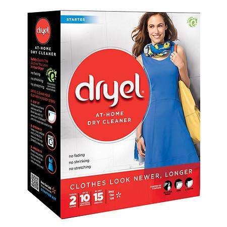 Dryel At-Home Dry Cleaner Starter Kit 1.0 ea.(pack of 1)