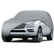 Motor Trend All Weather SUV Van Cover, Waterproof, Fits up to 208""