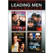 Leading Men Collection: Devil In A Blue Dress   Glory   Philadelphia   The Taking Of Pelham 1 2 3 (2009) (With... by SONY CORP