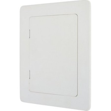 Wallo 5 X 7 Inch Plastic Access Door Reinforced Hinged Access Panel