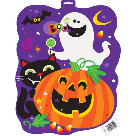 Construction Paper Decorations Halloween (16.5