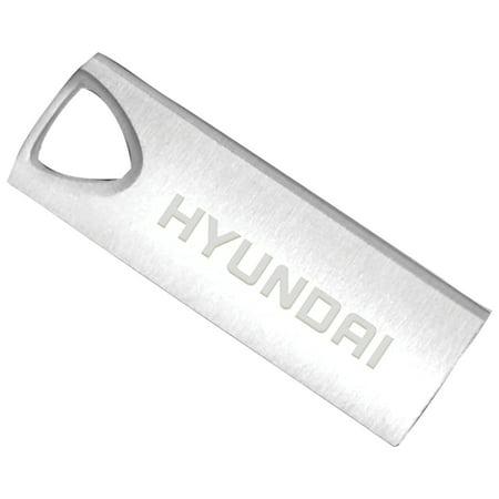Hyundai Technology U2BK/32GAS 32GB Bravo Deluxe USB 2.0 Flash Drive