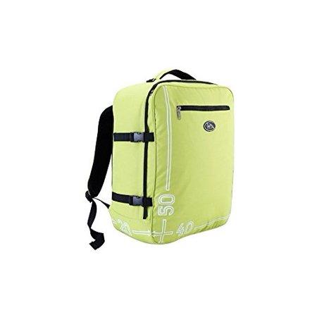 Barcelona 20 X 16 X 8 Carry on Luggage Backpack (yellow)