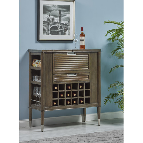 Turnkey Products LLC Firenze Bar Cabinet