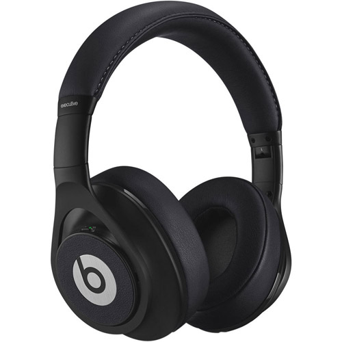 Beats Executive Over-Ear Headphone, Black