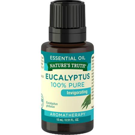 Nature's Truth Aromatherapy Eucalyptus Essential Oil, 0.51 Fl