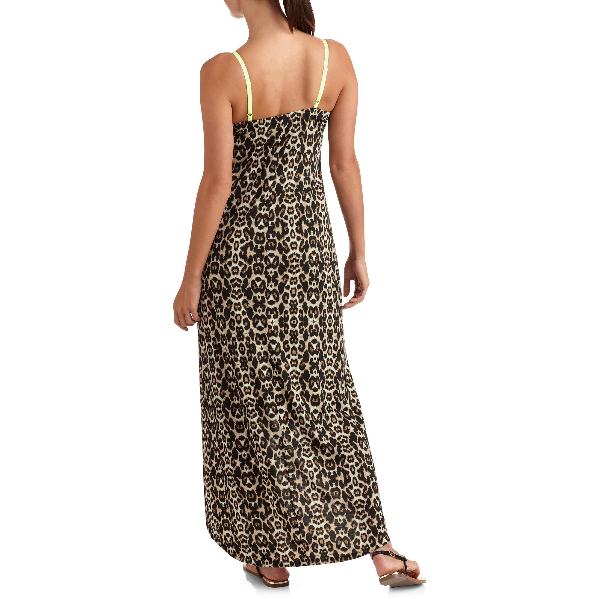 Miss Tina Women's Hi Lo Maxi Dress