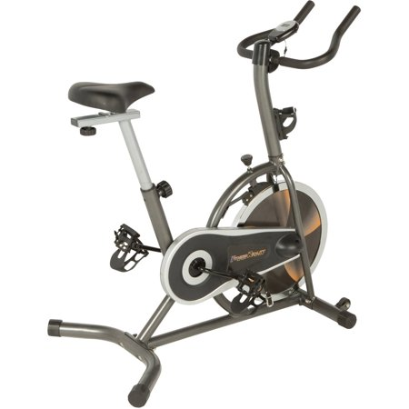 Fitness Reality S275 Indoor Cycling Exercise Bike with 4-Way Adjustable Seat