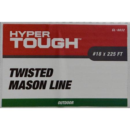 - Hyper Tough 225` #18 Pink Mason Twine