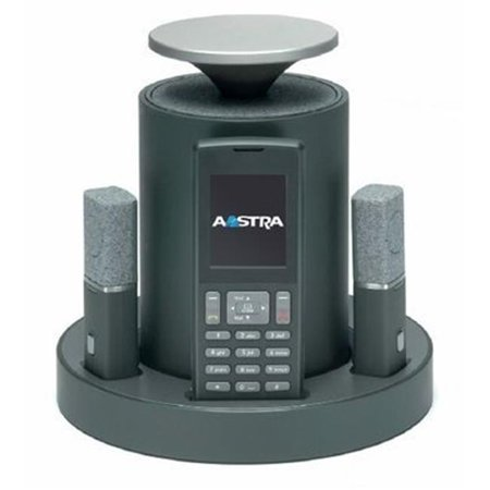 Mitel Communications 80C00009AAA-A S850i Conference Phone Dect 6 0 Wireless  Base Unit
