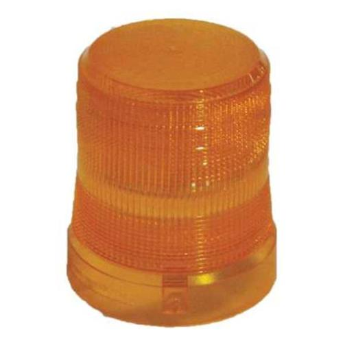 PSE AMBER T02234 Strobe Beacon Lens,Amber